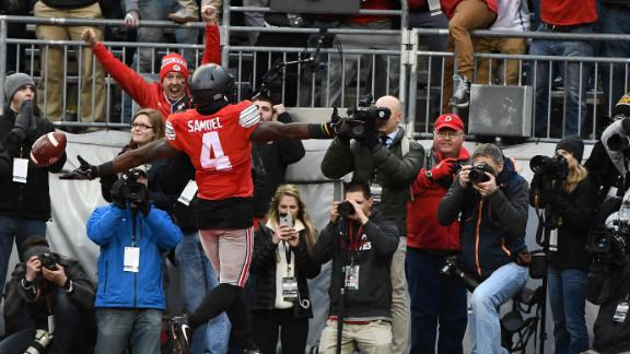 Ohio State's dramatic 2OT win over rival Michigan