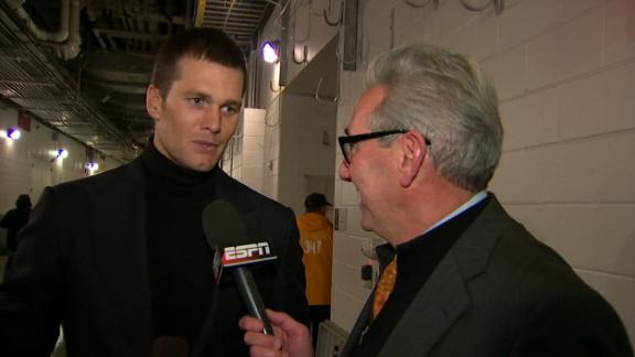 Brady happy Pats could tough out his 200th win