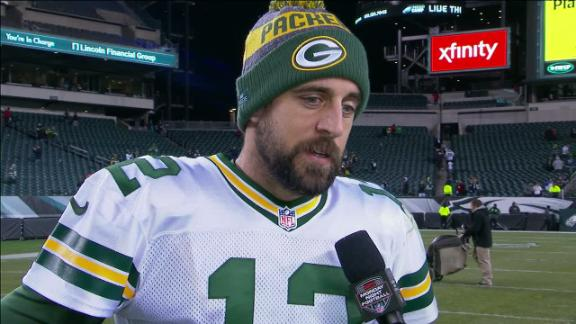 Rodgers not concerned with injury