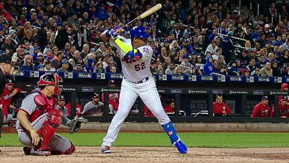 Cespedes' bat big reason Mets gave him $110 million