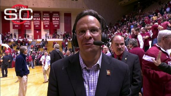 Indiana puts forth collective effort in win over UNC