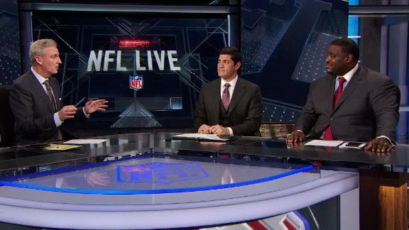 Bruschi, Woody agree on picking the Packers over the Texans
