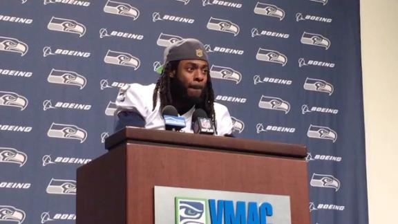 Sherman on Newton: 'Karma gets you'