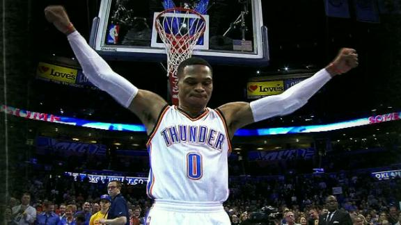 Ten things I like and don't like, including a Westbrook con