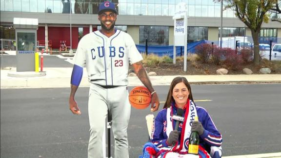 Sarah Spain ready to welcome LeBron to Chicago