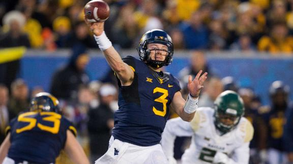 WVU holds on to top Baylor