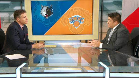 Timberwolves losing record comes unexpectedly