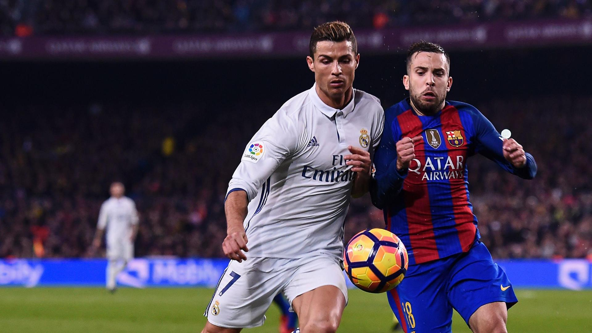 Sergio Ramos scores late equaliser as Real Madrid draw with Barcelona