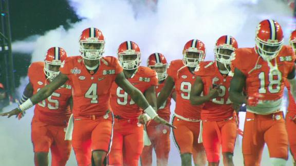 Clemson return to the playoffs battle-tested