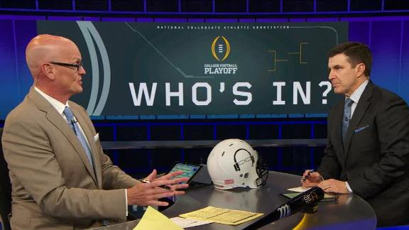 ESPN picks: Who should make the CFP?