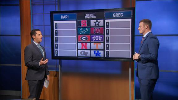 Who will win in the SEC East?