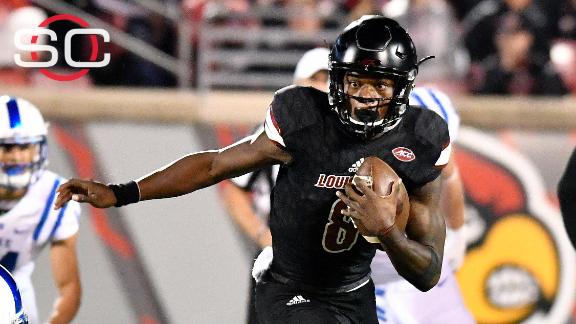 Heisman race features plenty of the unexpected