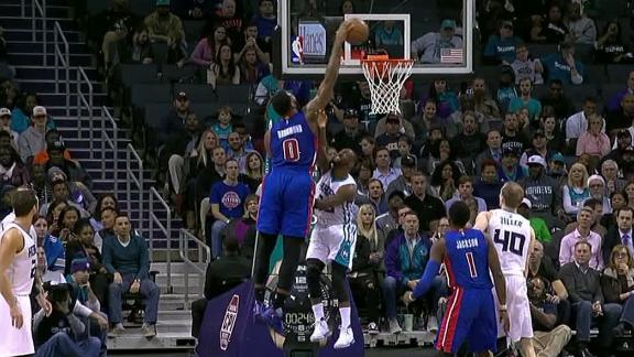 Drummond muscles in a jam