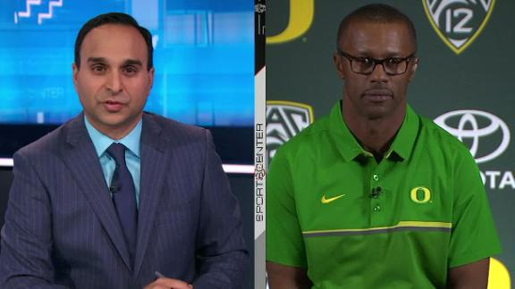 Taggart's hopes and dreams are closer now at Oregon