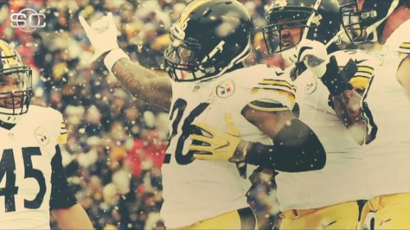 Le'Veon Bell's historic day