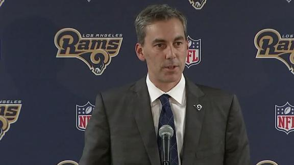 Rams COO: 'This is an organizational failure'