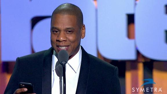 Jay Z praises LeBron, references Jackson's 'posse' comments