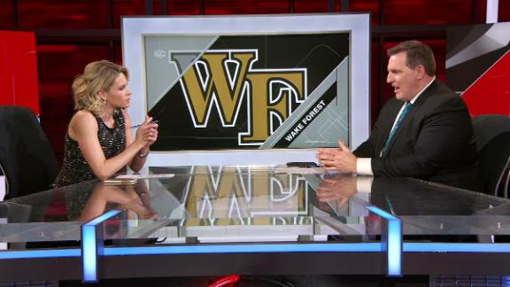 Matich calls Wake Forest situation a 'profound betrayal'