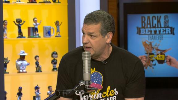 Golic excited about LSU's OC hire Matt Canada