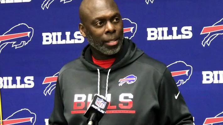 Bills OC Anthony Lynn opposed to the NFL's 'Rooney Rule'