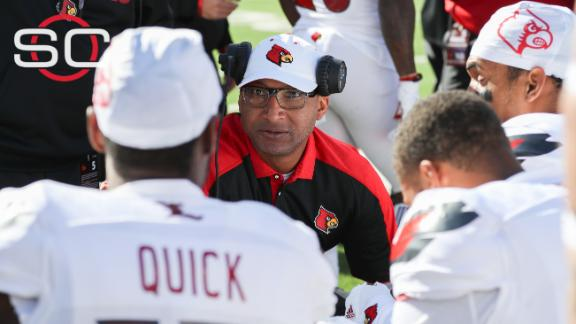 Louisville suspends OC over WakeyLeaks