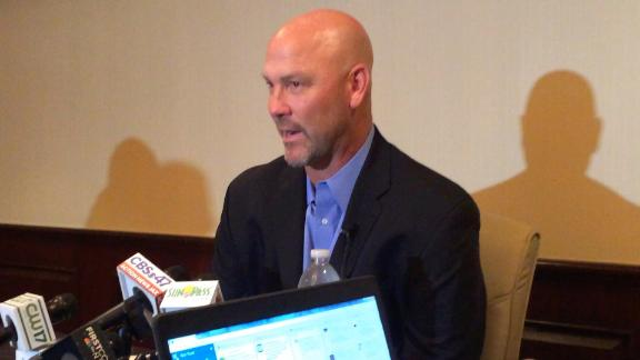 Gus Bradley's biggest regret