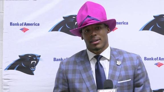 Cam on penalty: 'I gotta be better than that'