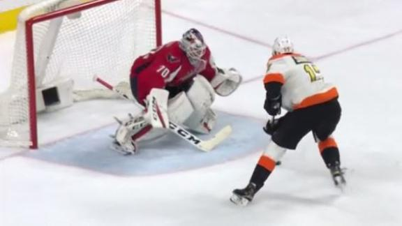 Simmonds goal, Mason's save gets Flyers the SO win