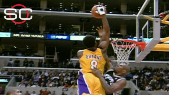 Kobe Bryant Stats, Bio - ESPN