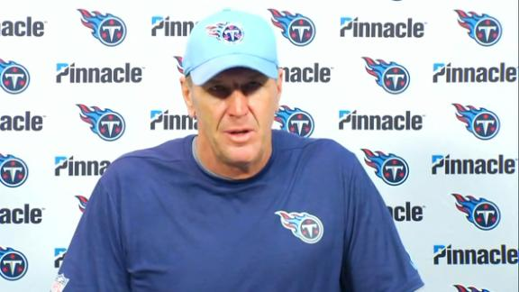 Mularkey disappointed by Mariota injury