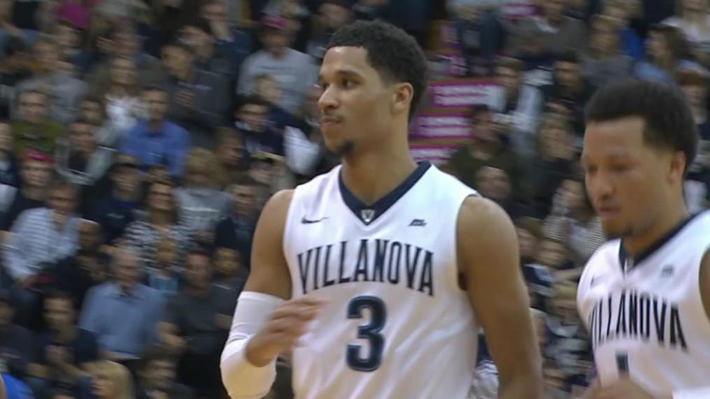 Villanova improves to 12-0 with win over American