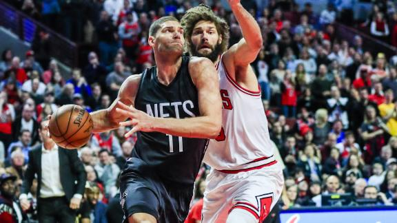 Robin Lopez Stats News Videos Highlights Pictures Bio