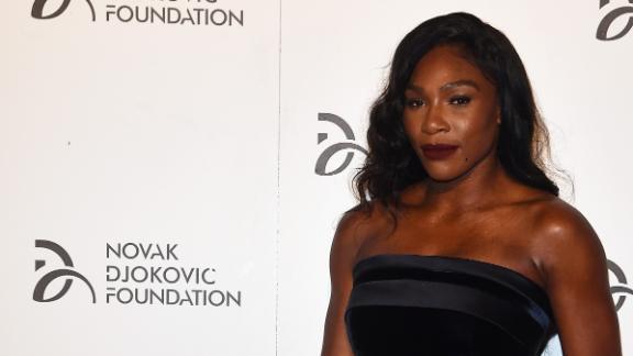 Serena Williams announces engagement
