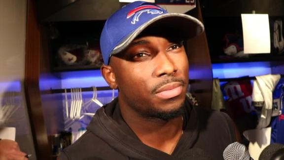 McCoy says discipline has been an issue with the Bills