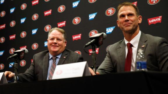 49ers to fire Chip Kelly and Trent Baalke