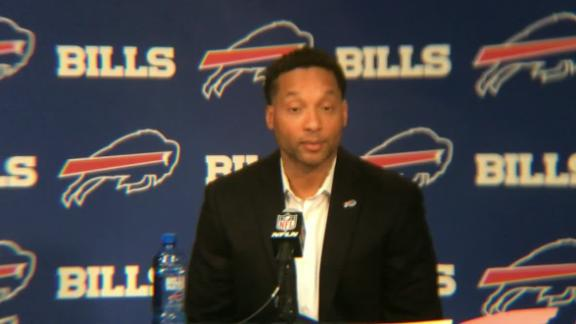 Bills GM does not know why Ryan was fired