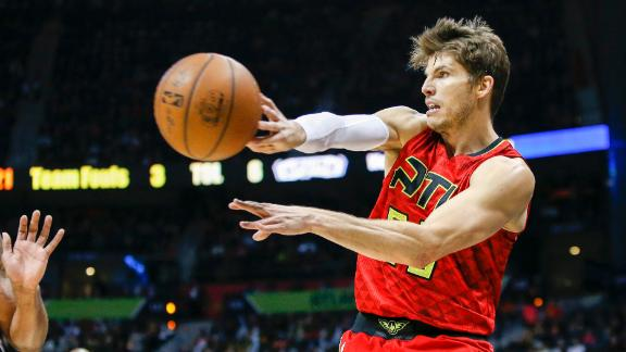Korver's move out of Atlanta is just the first domino
