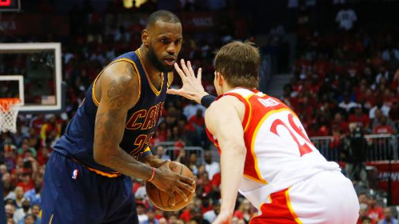 Korver doesn't have the best history with LeBron