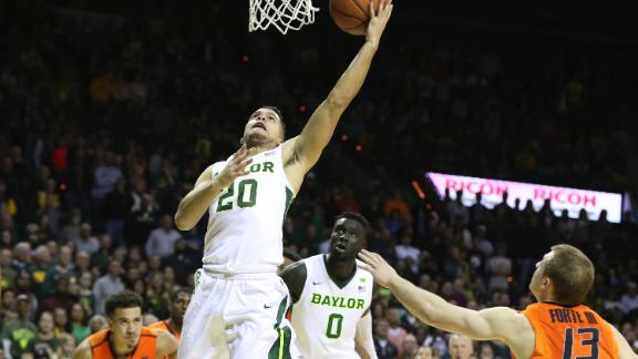 Baylor stays undefeated with win over Oklahoma State