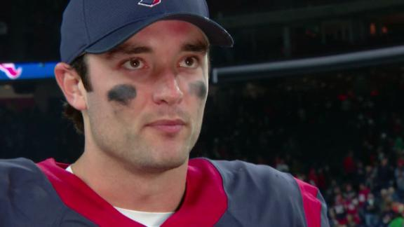 Osweiler uses lessons from Manning to succeed in playoffs