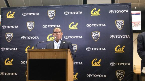 Cal AD explains timing of firing Sonny Dykes