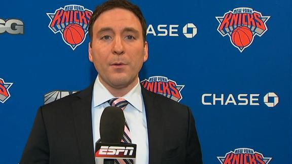 Roses' frustrations with Knicks to blame for absence?