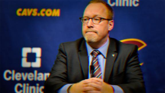 David Griffin has completely transformed the Cavs