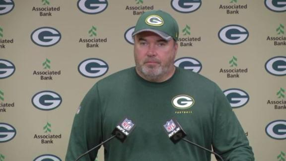 McCarthy rules Nelson out for playoff game