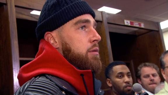 Travis Kelce's ref rant worthy of a fine