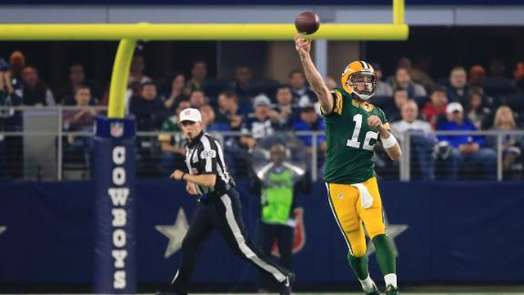 Rodgers leads Pack to incredible win over Cowboys