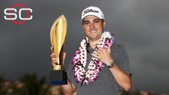 Justin Thomas stays hot with win at Sony Open