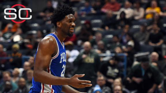 Embiid, 76ers prevail over Bucks