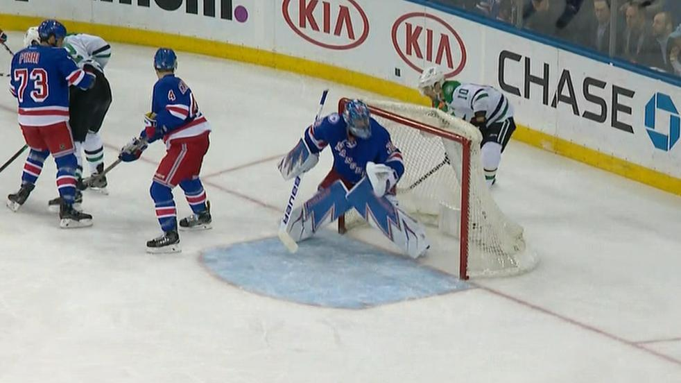Rangers' Chris Kreider fined max $5K for hitting with helmet