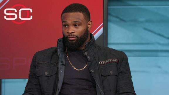 Woodley feels he's dealing with a different set of rules